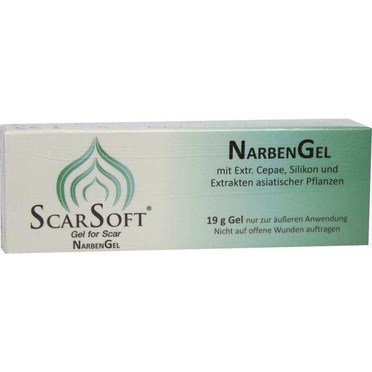SCARSOFT Narben Gel:   Packungsinhalt: 19 g Gel PZN: 09281667 Hersteller: Laves-Arzneimittel GmbH Preis: 14,84 EUR inkl. 19 % MwSt. zzgl.…