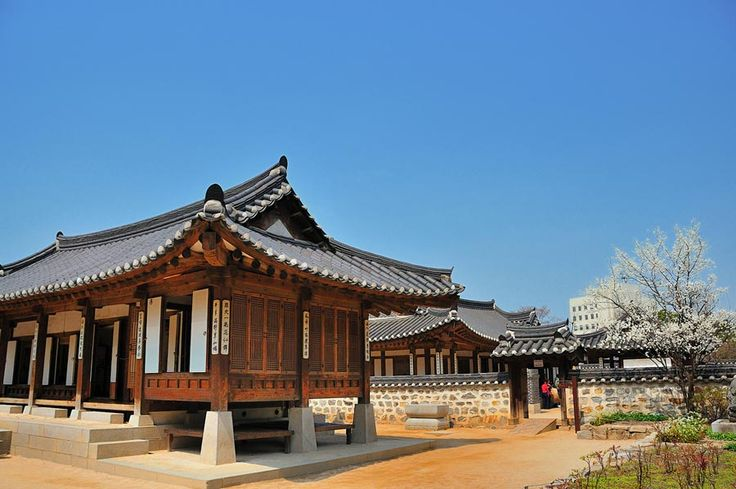 1---namsangol-hanok-village