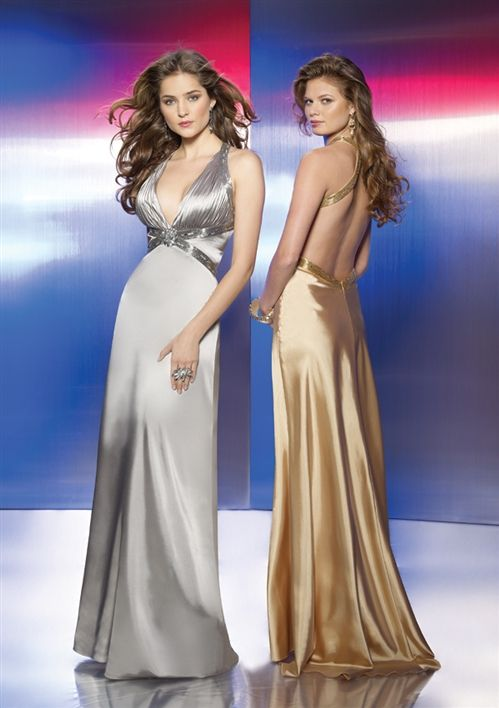 Astra Formal - Flaunt 8819 | Size 2 Silver