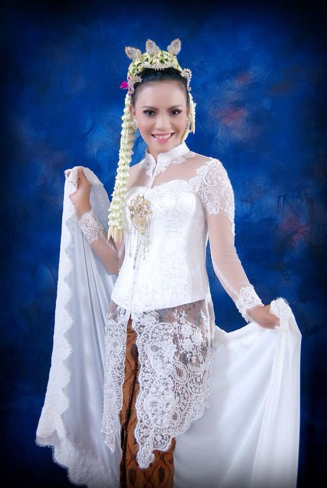My wedding kebaya
