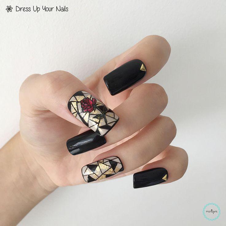 Disney Princess Nail Art: Best 25+ Disney Princess Nails Ideas On Pinterest