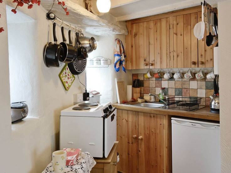 Open plan living/dining room/kitchen | Ty Crwn, Penmachno, Betws-y-Coed