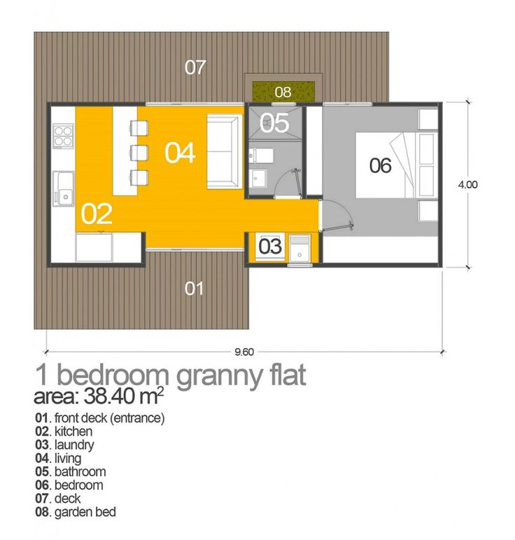 14 Best Granny Flat Images On Pinterest