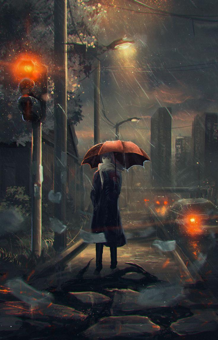 Emptiness By On DeviantART Wallpaper