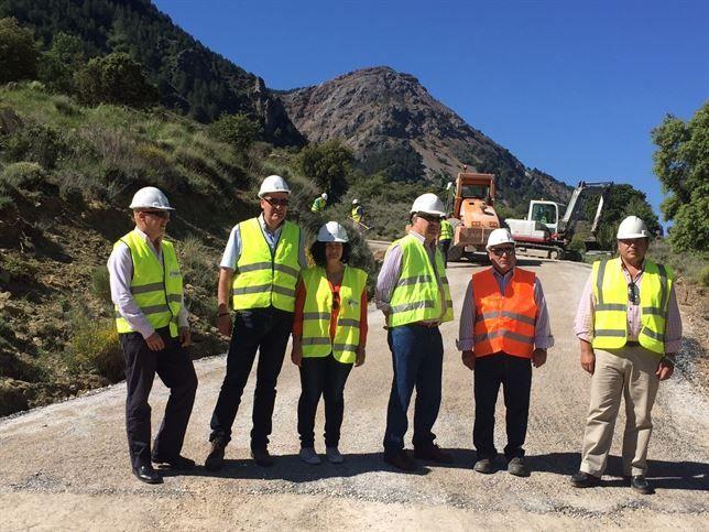 Más de 26 millones para la mejora de caminos rurales en Andalucía