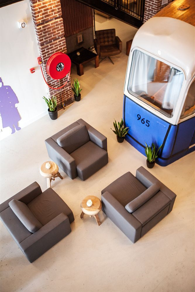 Hotel Not Hotel (Amsterdam, Netherlands) offers the most quirky individual rooms for kids of all ages to enjoy.  #familyhotel #kidswelcome #themedhotel #affiliatelink