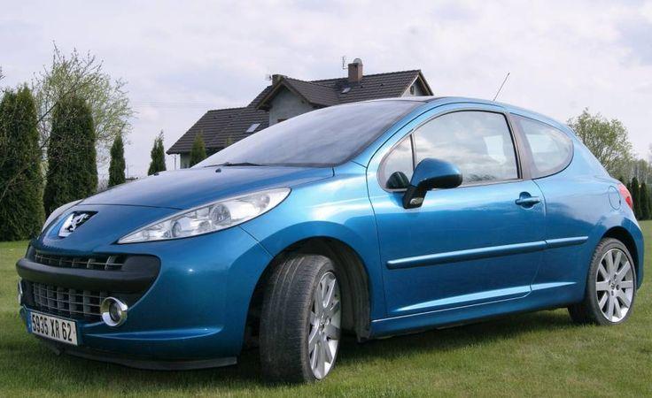 Peugeot 207 ogłoszenia motoryzacyjne autto.pl