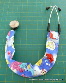 Meet the Maker: The Stethoscope Cover Tutorial