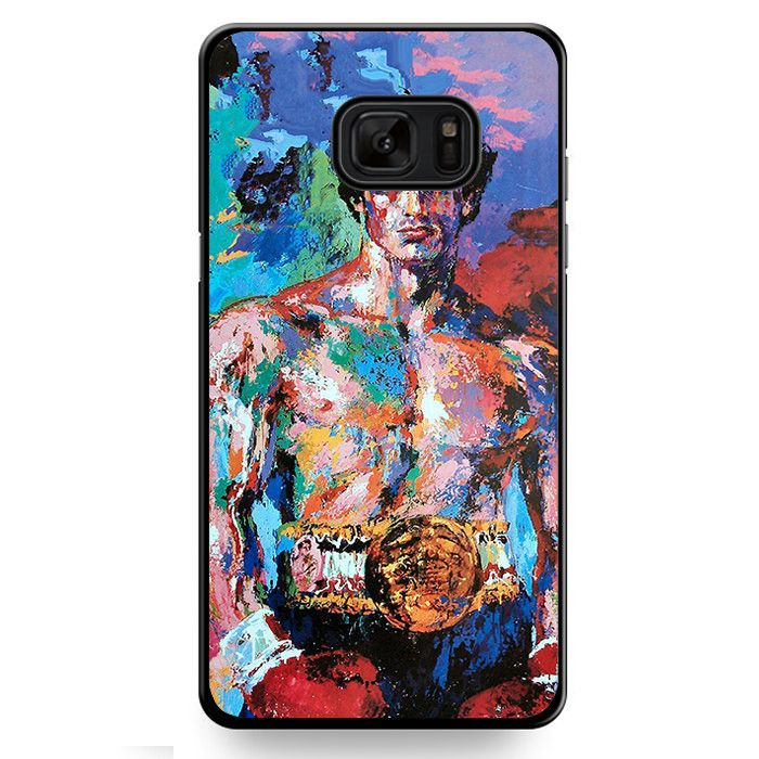 Stallone Rocky Balboa Art TATUM-9931 Samsung Phonecase Cover For Samsung Galaxy Note 7