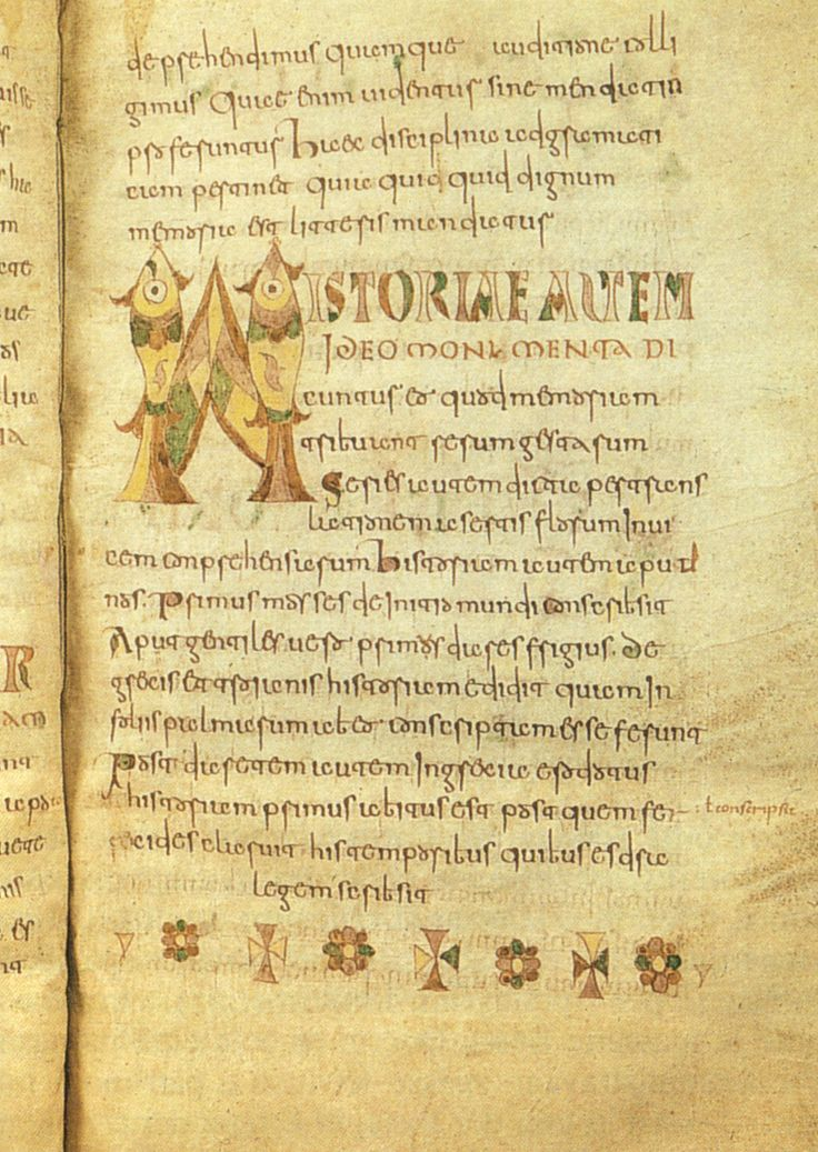 """Isidore of Seville encyclopedia """"Etimologie"""" that Diana finds in Matthews Study"""