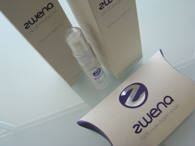 Zwena packaging designed by Michelle at JAZ Visual Communications  1300 852 102