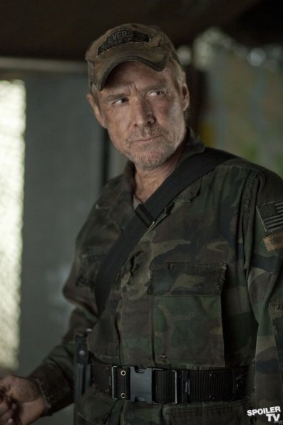 Capt. Weaver (Will Patton) ~ Falling Skies