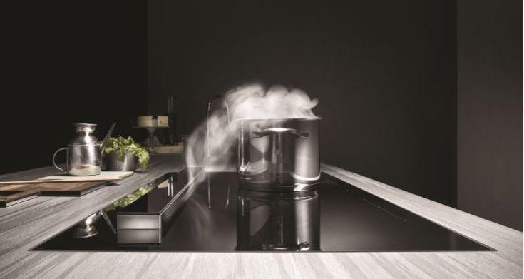 Concept Swiss kookplaatafzuiging - Product in beeld - Startpagina voor keuken ideeën   UW-keuken.nl