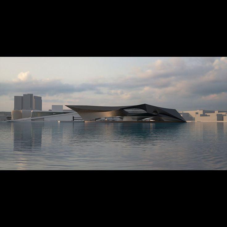 Munch Stenersen Museum - Architecture - Zaha Hadid Architects