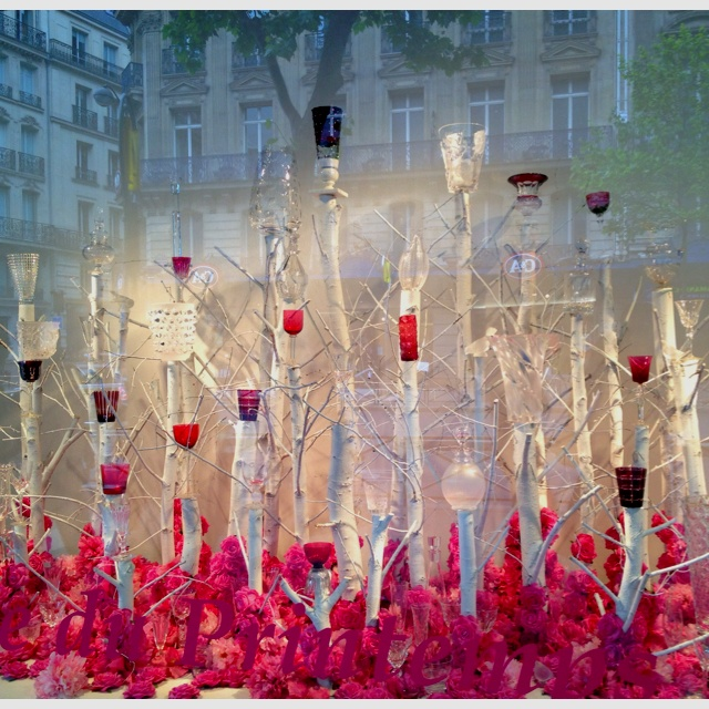 Paris Department Store Christmas Decorations: 100+ Best Images About Branches! Retail Displays On