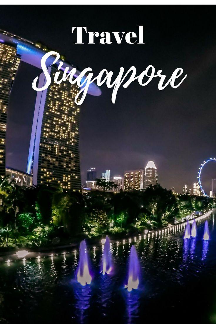 Travel Singapore | Bucket List | World Trip | Marina Bay Sands