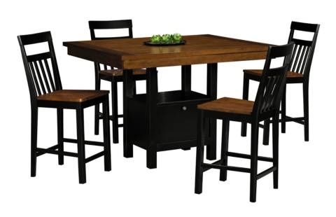Memphis 5 Pc Dinette At American Siganture Housestyle Dining Room Pinterest