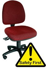 MBC Safety Audit And Ergonomic Reports available for your office area and staff. Moreton Bay Chairs can conduct office chair and furniture safety audits and detailed ergonomic reports for your staff and office area. All furniture checked will be labelled and coded for future reference. Any faults will be noted and parts or hardware can for fitted onsite using commercial grade AFRDI approved components.  For details call Moreton Bay Chairs on 1300 658 892.  ALL AREAS BRISBANE