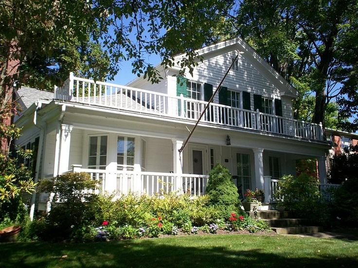 James A Garfield House, Hiram, Ohio
