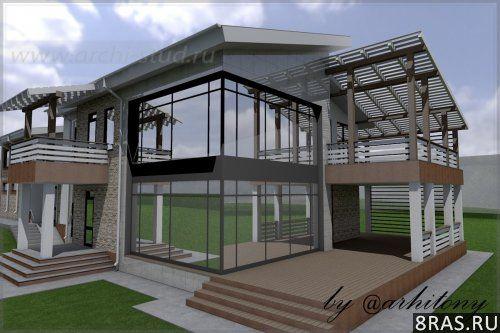 Частный архитектор. Проектироваание коттеджей | Москва объявление №4217