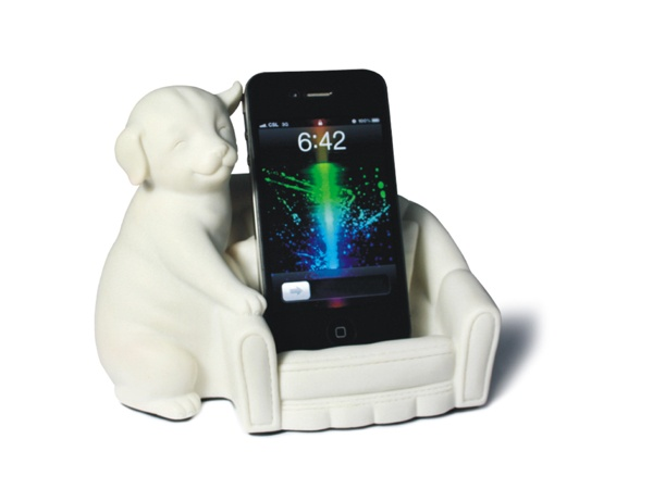 Dog With Couch Mobile Phone Holder ITEM NO.:HS 8072 Material: Office  AccessoriesPhone ...