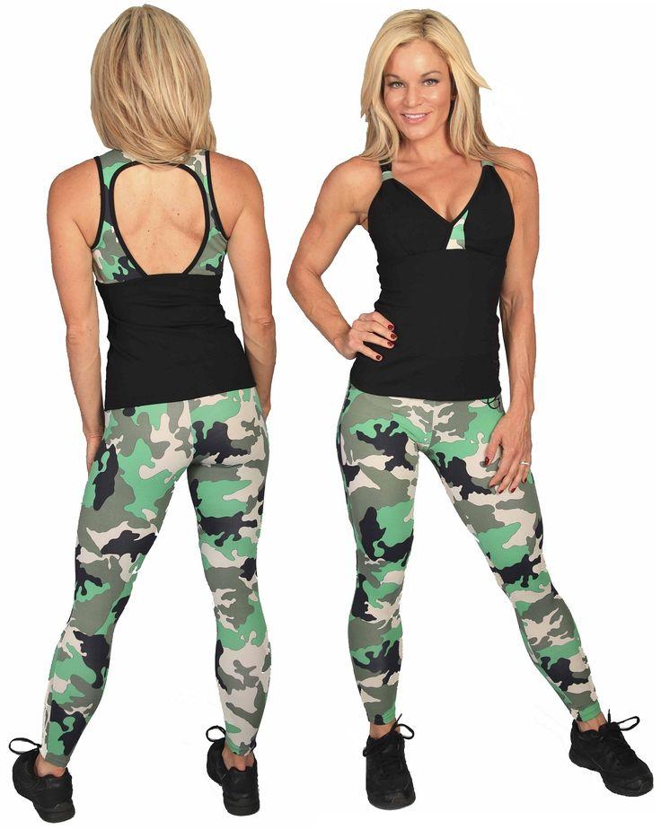 Equilibrium Activewear Workout Clothes Women