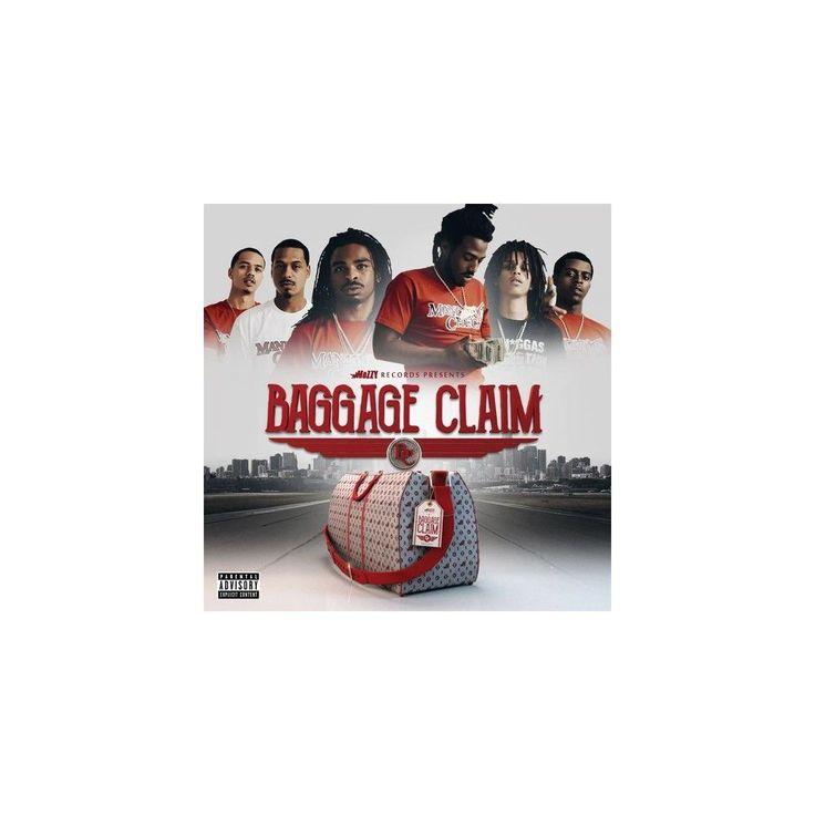Mozzy Presents - Baggage Claim (CD)