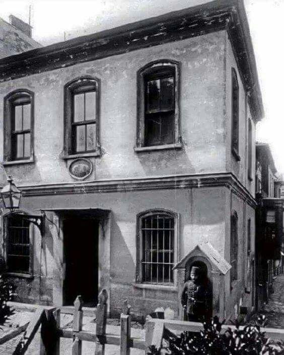 Cibali Karakolu, (1900'lu yıllar)