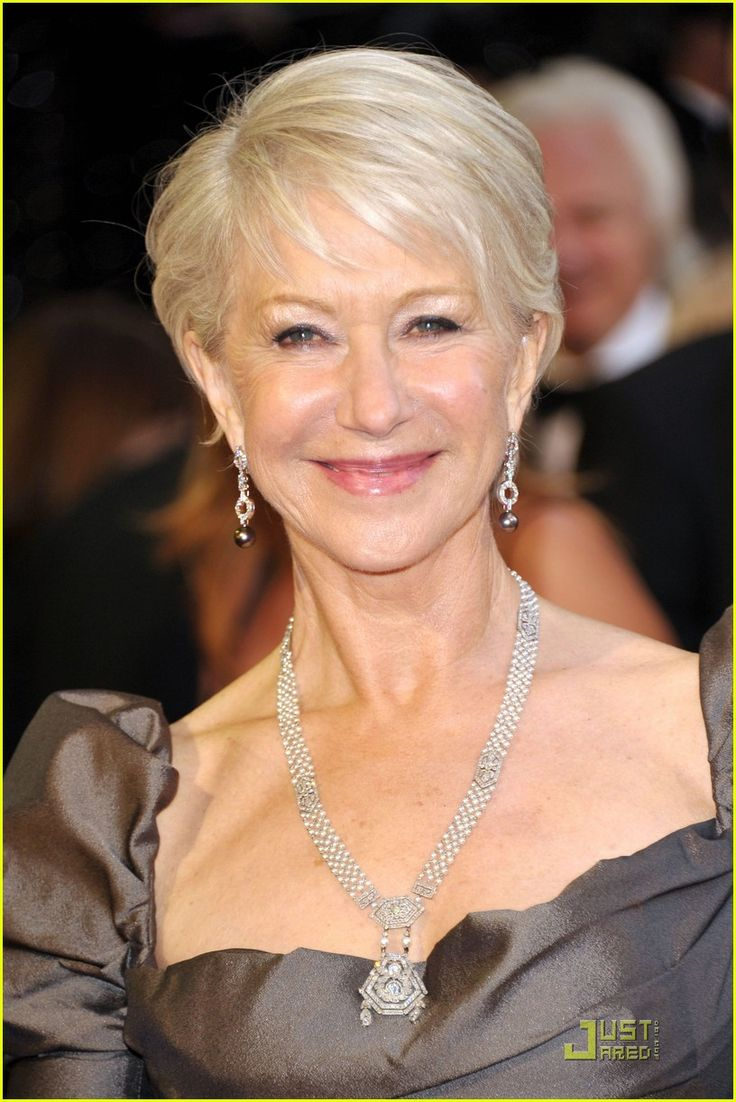66 Beautiful Football Fans Spotted At The World Cup: Helen Mirren..age 66..Beautiful!