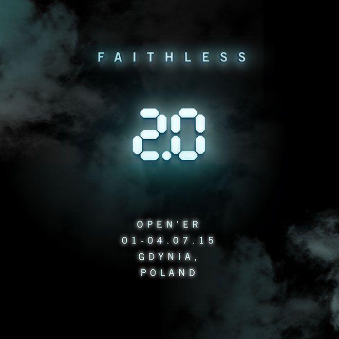 Faithless na Openerze 2015!