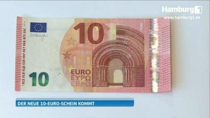 Neuer 10-Euro Schein -  Aktueller Report bei HOTELIER TV: http://www.hoteliertv.net/weitere-tv-reports/neuer-10-euro-schein/