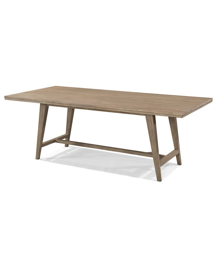 $699 Kips Bay Dining Table - Furniture - Macy's