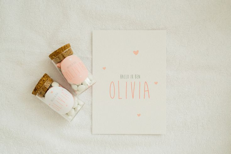 Hoera, Olivia! - doopsuiker - Lovely newborn session. Portrait photographer » From Hilde With Love