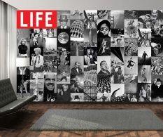 Life Magazine Icons 64 darabos Tapéta szett