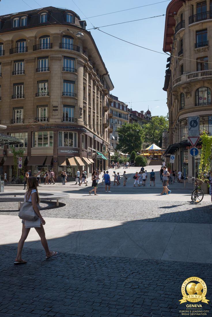 Rue du Marché. ©Genève Tourisme, Olivier Miche City