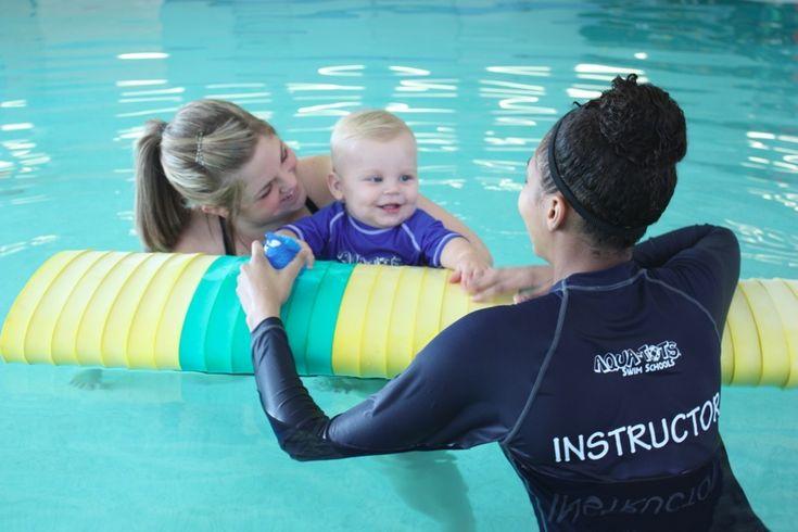 Baby Swim Lessons in Raleigh, NC | Aqua-Tots Swim Schools Raleigh, NC