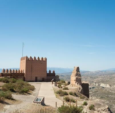 Tabernas castle - Almeria