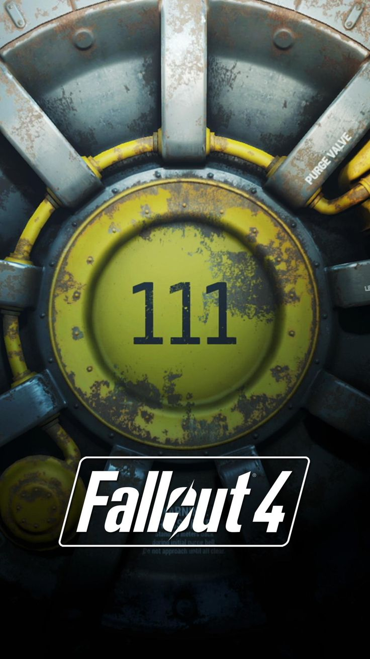 Iphone X Dynamic Wallpaper I Made Some Fallout 4 Lock Screen Wallpapers From E3