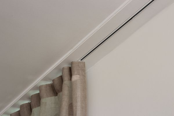 Recessed Sheer Curtains Google Search Curtain Track