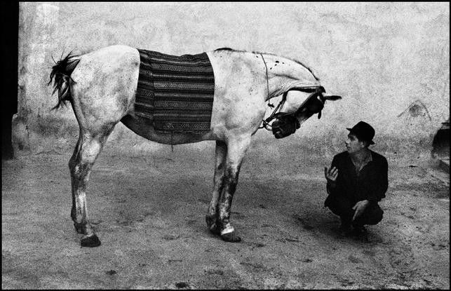5 lezioni sulla fotografia da Josef Koudelka