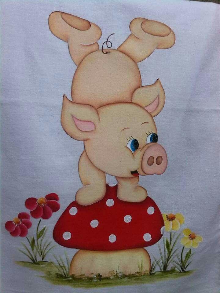 Pin de socorro albuquerque em pinturas pintura em tecido - Dibujos para pintar en tela infantiles ...