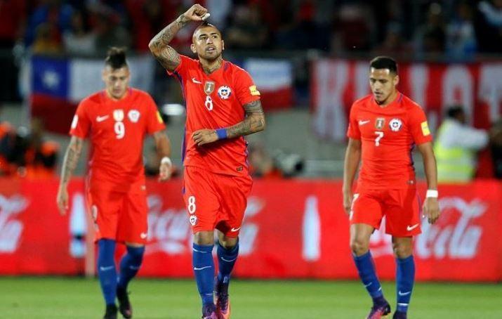 Chile vs Australia en vivo 25 junio 2017 - Ver partido Chile vs Australia en vivo 25 de junio del 2017 por la Copa Confederaciones. Resultados horarios canales de tv que transmiten en tu país.