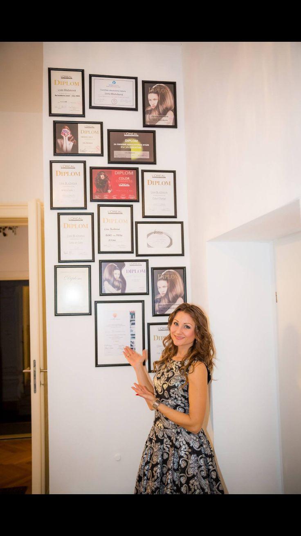 Salon Palfy@opening@my work