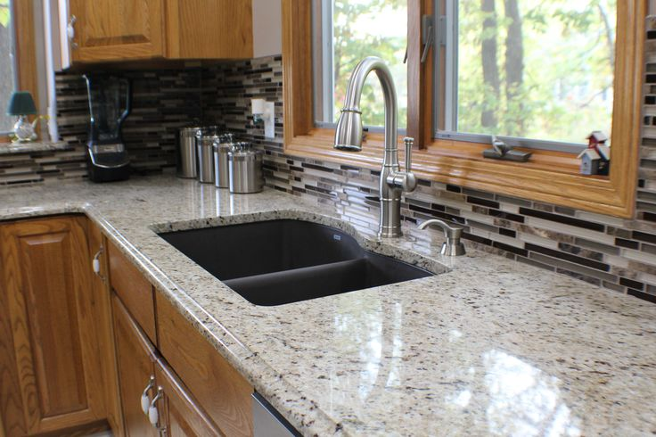 39 best countertops tile sinks faucets images on for Silgranit countertops