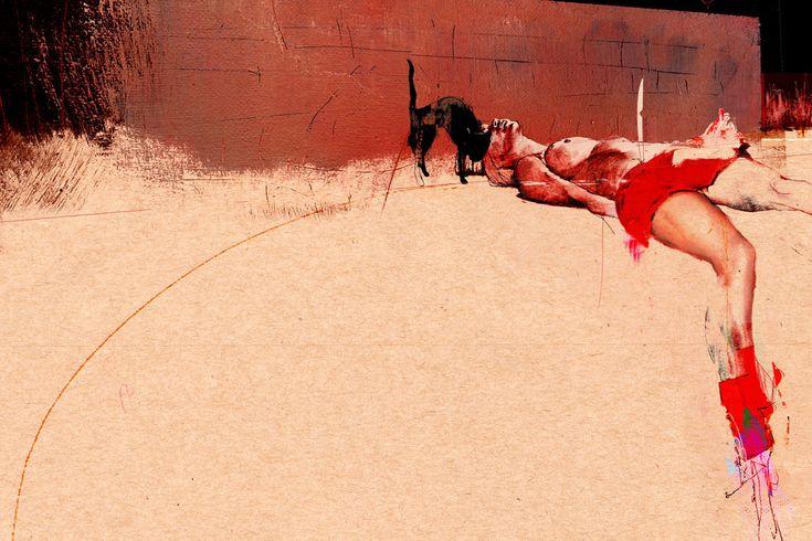 Surrealism and Visionary art: Ian Francis