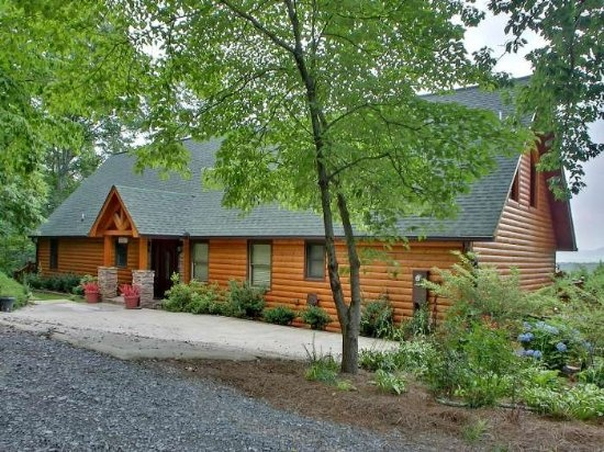 17 best images about cabin retreats on pinterest lake for Eagles ridge log cabin