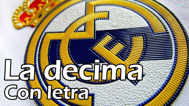 RedOne - Hala Madrid y nada mas - El nuevo himno del Real Madrid! - Con ...