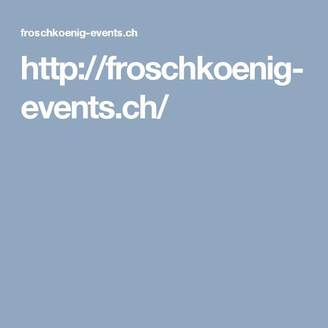 http://froschkoenig-events.ch  Wunderschöne Location in Dettligen