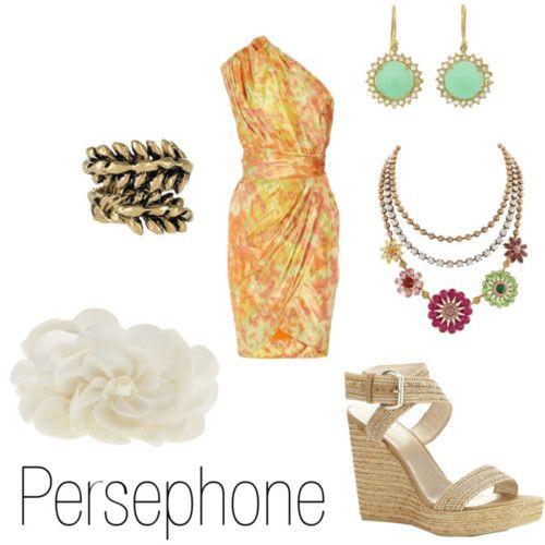 Persephone, Greek Mythology