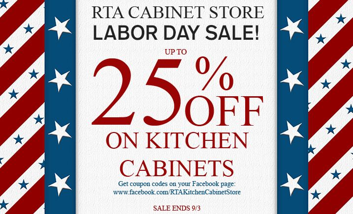 Rta cabinet store coupon code